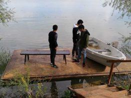 Izlet na jezero Rakitje