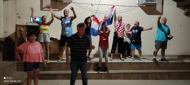 Ljetovanje u odmaralištu Crvenog križa u Novom Vinodolskom
